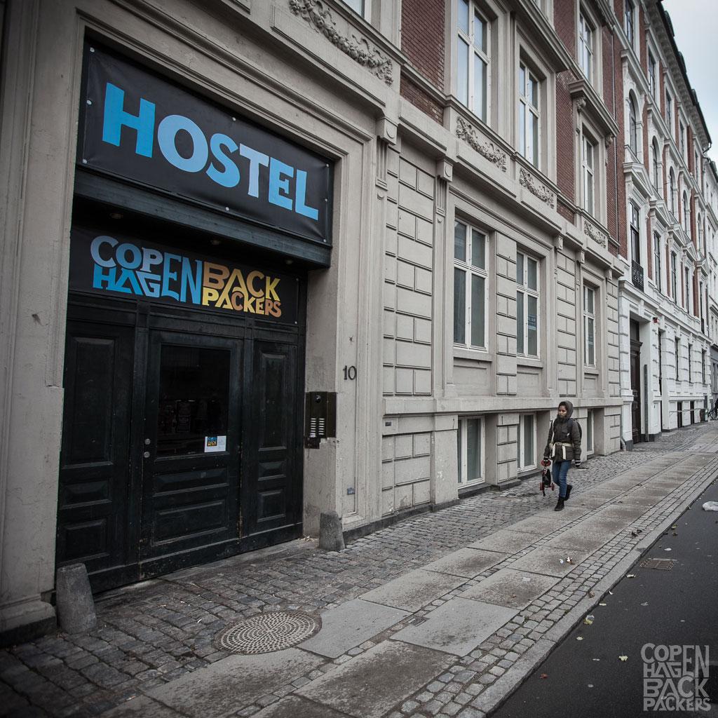 hotell nära tivolit i köpenhamn
