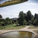 Sydlandsk udsigt i Botanisk have – obs! Tjek åbningstider
